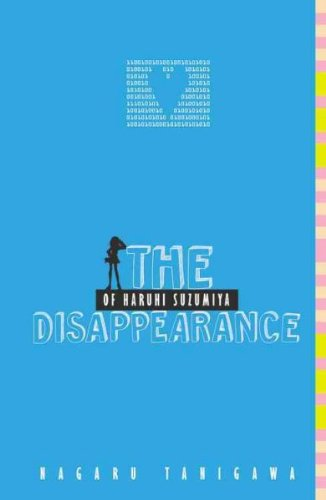 [The Disappearance of Haruhi Suzumiya] By Tanigawa, Nagaru(Author)The Disappearance of Haruhi Suzumiya[Paperback] on 02 Nov 2010