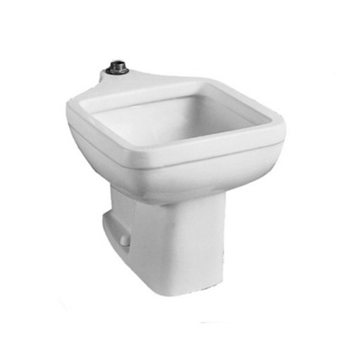 American Standard 9504.999.020 Floor-Mount Clinic Service Sink, White