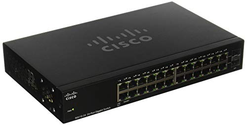 Cisco SG112-24 Ethernet Switch - 24 Ports - 1000Base-X - 2 L