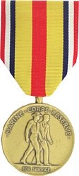 Selected Marine Corps Reserve-MEDAL by HMC
