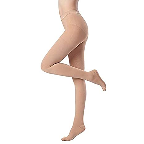 18cea9380 Buy Designeez Medical Compression Stockings Varicose Veins Slim Thin Leg  Unisex Pressure Stockings Toning Socks Vascular Health Care CCP049 - Size   M Online ...