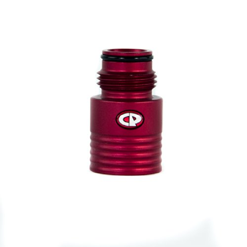 Custom Products / CP Tank / Regulator Extender - Dust Red by Custom Products