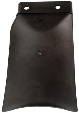Polisport Air Box Mud Flap Black for Kawasaki KX250 1994-2007