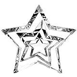 バカラ Baccarat  スター ( 三ツ星 ) 2106265 クリスタル [並行輸入品]