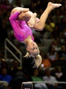 Nastia Liukin 36X48 Poster - 2008 Olympic Gymnast #25
