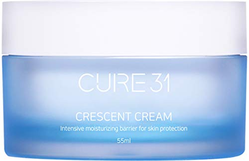 CURE31 'The Protection' Crescent Cream 55ml/ 1.85 fl.oz Deep Moisturizing for Asleep Skin