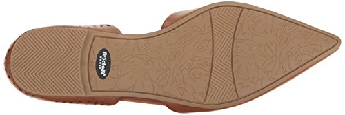 Dr. Scholls Womens Svetlana Flat Carmel Perforated fW6qC4mI