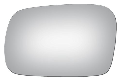 Burco 4097 Flat Driver Side Replacement Mirror Glass for 2006-2011 Honda Civic (2006, 2007, 2008, 2009, 2010, 2011)