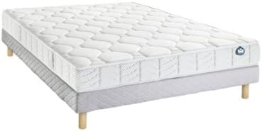 MATELSOM Olio 120 colchón y somier Classic, Otro, 140 x 190 ...