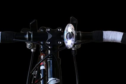 Raleigh RSP Elliptical Light Front Cycle Light Ultra Bright LED