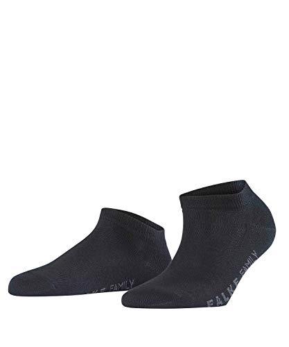 - Falke Women's Family Cotton Short Socks, Black, 39-42