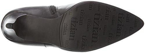 Tiziano Donne Gb8579a-47 Stivali A Lungo Albero Nero (nero)