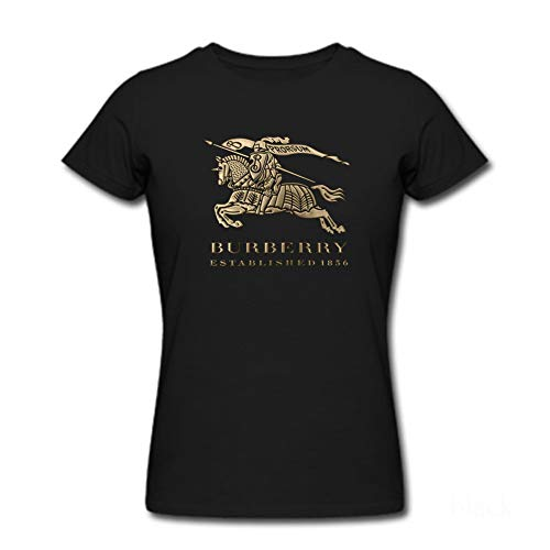 - Cala-Burberry-Ziko Womens Luxury Brand Inspired Design T-Shirt