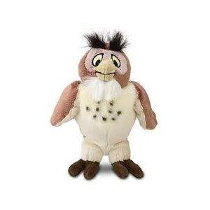 - Disney OWL Winnie the Pooh Mini Bean Bag - 7 Inch