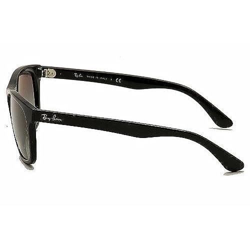 58fb5318e07 Ray Ban RB4181 Sunglasses-601 71 Black (Gradient Gray Lens)-57mm hot ...