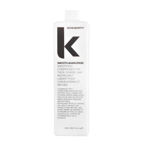 kevin murphy smooth again RINSE smoothing conditioner for thick coarse hair liter by Kevin Murphy