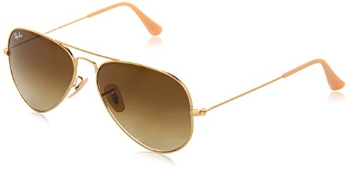 ray-ban-aviator-large-metal-matte-gold-frame-brown-gradient-lenses-58mm-non-polarized