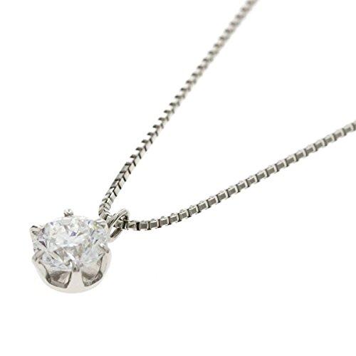 [セレクトジュエリー]ダイヤモンド ネックレス プラチナPT850/PT900 レディース (中古) B07DR74VKJ