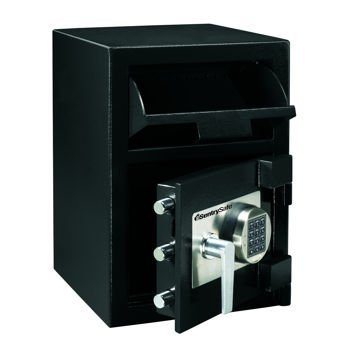 Sentry®safe Front Loading Depository Safe Secure Storage for Cash, Jewelry, Negotiable Documents and Other Valuables by 408060M