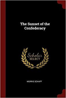 Book The Sunset of the Confederacy