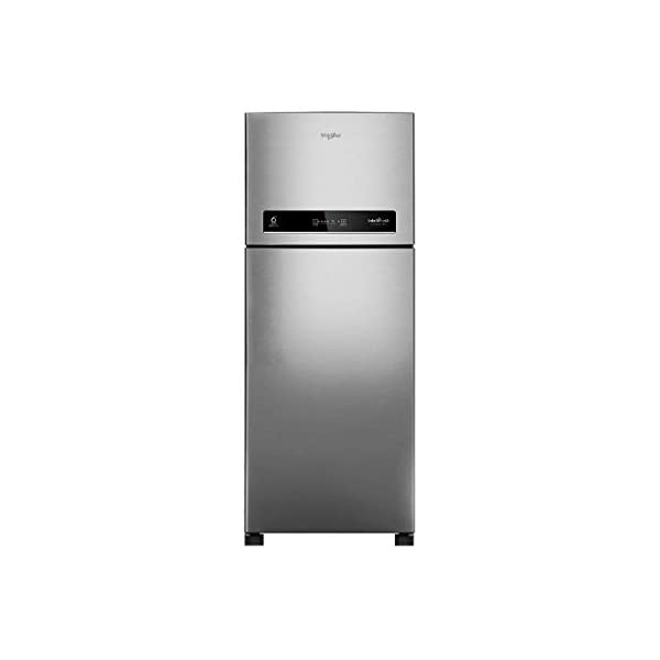 Whirlpool 292 L 3 Star Inverter Frost-Free Double Door Refrigerator (IF INV CNV 305 ELT ALPHA STEEL(3S), Alpha Steel) 2021 July Frost-free refrigerator; 292 litres capacity Energy Rating: 3 Star Warranty: 1 year on product, 10 years on compressor