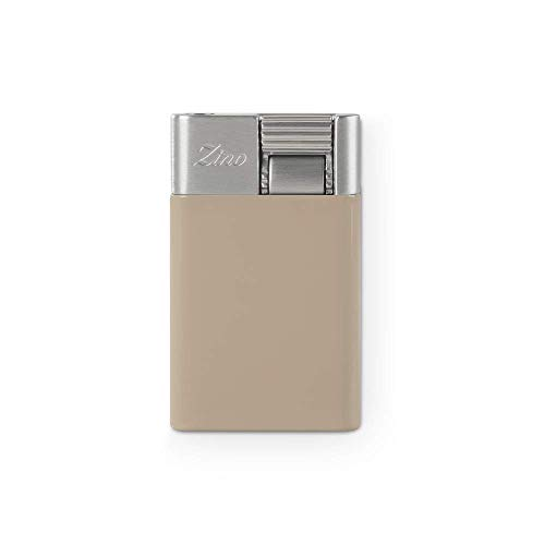Zino Edge ZS Cigar Jet Flame Lighter (Beige)