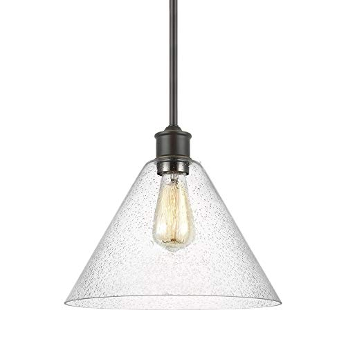 Sea Gull Lighting 6220301-782 One Light Pendant Heirloom ()