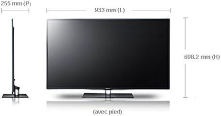 Samsung UE40D6500VSXZF - Televisión LED 3D de 40
