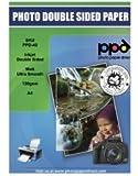 Papel ultra liso de doble cara para folletos y volantes - 130g A4 x 100 hojas * superventas *