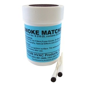 Smoke Matches, PK 25
