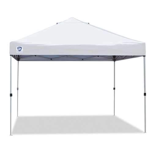 - Z-Shade 10' x 10' Straight Leg Instant Shade Peak Canopy