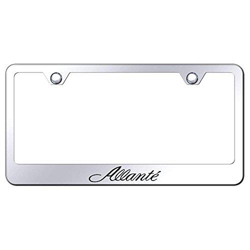 Cadillac Allante License Plate Frame
