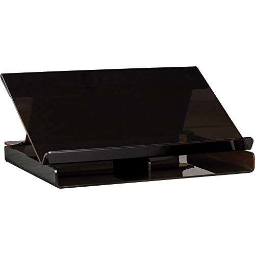 (Acrylic Desk Stand for Looseleaf Planners)