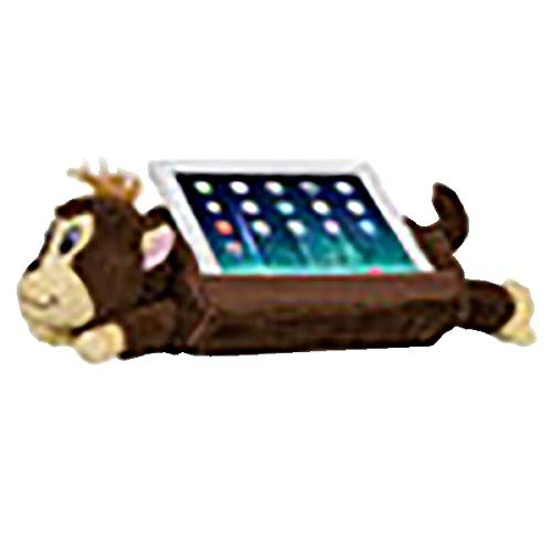 Abilitations Weighted Monkey Tablet Pillow, 2 Pounds ()