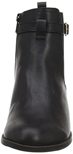Noir Classiques Look New Darwin Femme Bottes 01 Black Black Metal qRYwUY7