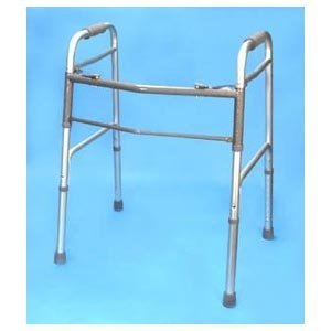 WALKER OBESE FOLDING W1250 500LB by ESSENTIAL MEDICAL ***