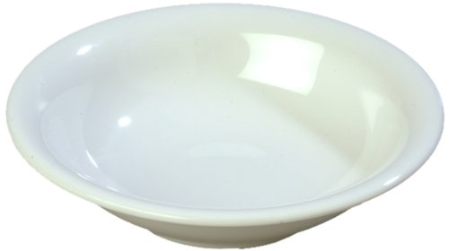 - Carlisle (43032) - 16 oz Rimmed Bowls - Durus Collection-White