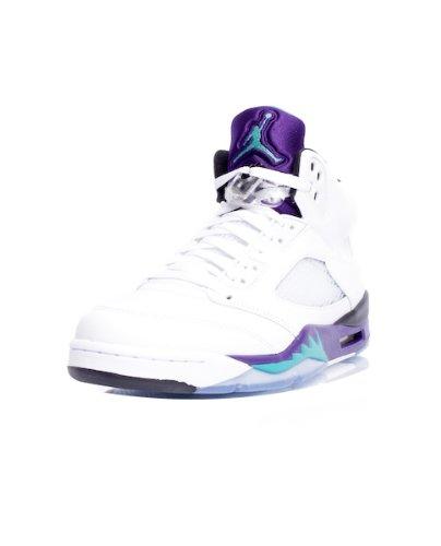 Jordan Nike Air 5 Retro Grape