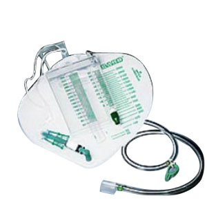 57153214 - Infection Control Urine Meter 350 mL with Drainage Bag 2,500 mL