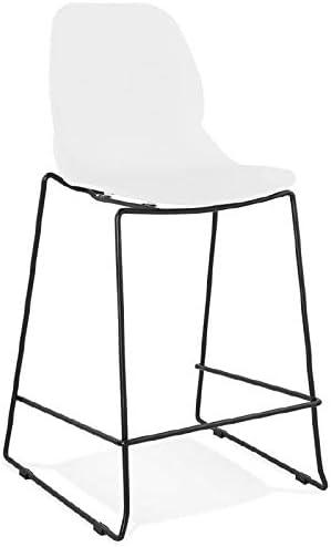 MK Tabouret de Bar Chaise de Bar Industriel mi Hauteur