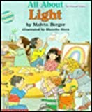 All about Light, Melvin Berger, 0590480766