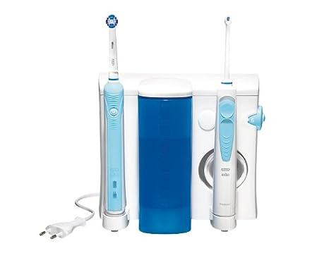 Braun ProfCare Center 500 Adulto Azul, Color blanco - Cepillo de dientes eléctrico (Batería, 2 pieza(s)): Amazon.es: Hogar