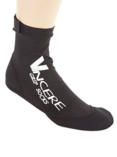 Beach Unisex Black Shoes Small Snorkel Neoprene Scuba Socks Vincere Grip Bwx4C
