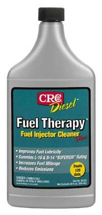 CRC 05232-12PK Fuel Therapy (12/30Oz)