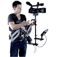 Wondlan LE401 Standard - Steadycam With Vest, Load-Bearing 1 Kg To 7.5 Kg