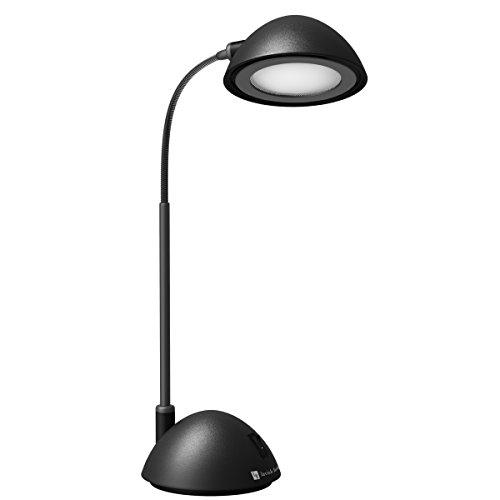 Lavish Home 72-L081-B Bright Energy Saving LED Desk Lamp