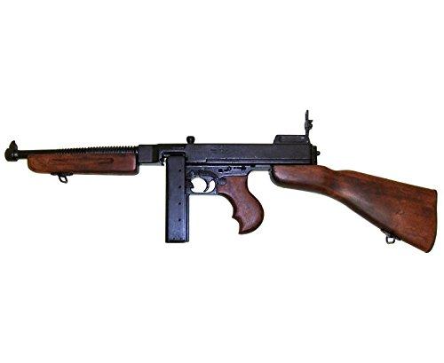 Deko Waffe Thompson M1A1 mit Stangenmagazin