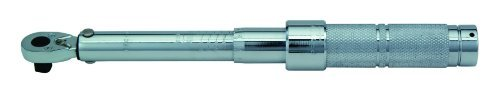 Stanley Proto J6066C 3/8-Inch Drive Ratcheting Head Micrometer Torque Wrench, 200-1000-Inch Pound by Stanley Proto