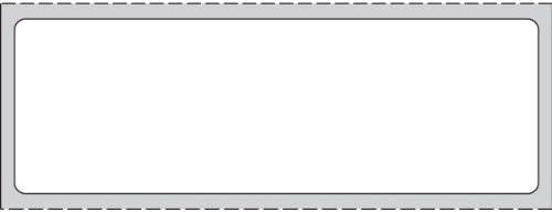 Amazon.com: PDC Healthcare thermd7 etiquetas de papel para ...
