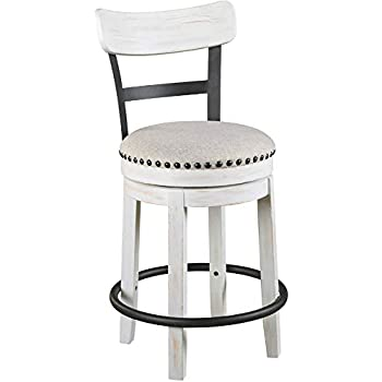 Amazon.com: Boraam Florence Counter Height Swivel Stool, 24 ...